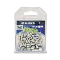 Hi-Seas Grand Slam Aluminum Crimp Sleeves, 1.5 Millimeter,