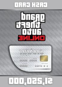 Grand Theft Auto Online: Great White Shark Cash Card - PS3