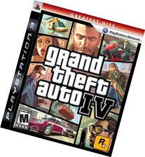 Grand Theft Auto IV Playstation3 Game