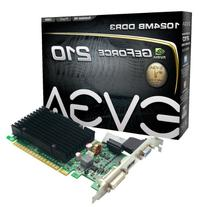 Graphics Cards-EVGA Corporation GEFORCE 210 PASSIVE PCIE 2.0