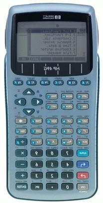 HP HP49G Graphing Calculator