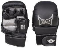TapouT Elite Grappling/Training Gloves, Black, Large/X-Large