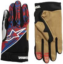 Alpinestars Men's Gravity Cycling Gloves, Large, Red/Blue