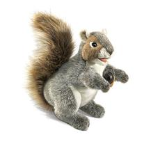 Folkmanis Gray Squirrel Hand Puppet
