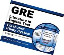 GRE Literature in English Test Flashcard Study System: GRE