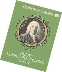 Great Keyboard Sonatas, Series IV
