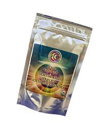 Earth Circle Organics Green Barley Grass Juice Powder, 4