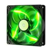 Cooler Master 120mm Green LED Case Fan