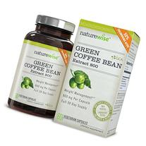 NatureWise Green Coffee Bean Extract with Antioxidants, All