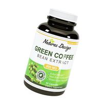 Pure Green Coffee Bean Extract - Highest Grade & Quality