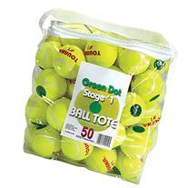 Tourna Green Dot Tennis Balls