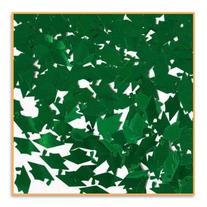 Beistle CN007  Grad Caps Confetti, Green