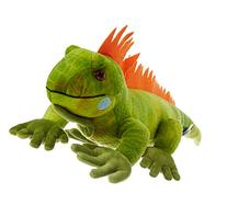 "15"" Green Iguana Soft Toy"