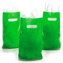 Green Plastic Bags