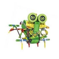 Green Robot Dinosaur Toy 129pcs Set, Battery Operated Toy,