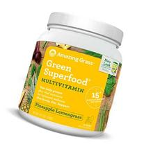 Amazing Grass Green Superfood Multi-Vitamin Powder with