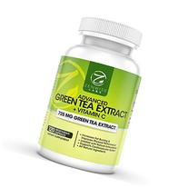 Green Tea Extract Supplement with EGCG & Vitamin C -