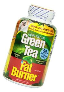 Applied Nutrition Green Tea Fat Burner, Maximum Strength