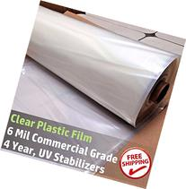 Greenhouse Clear Plastic Film Polyethylene Covering Gt4 Year