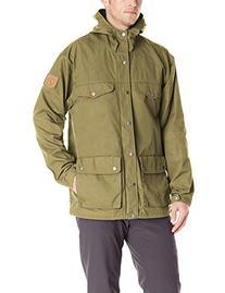 Fjallraven Men's Greenland Jacket, Green, Medium