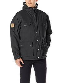 Fjallraven Men's Greenland Winter Jacket, Black, Small
