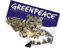 Greenpeace Standing Up For The Earth 2007 Calendar