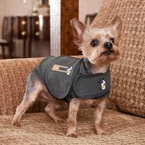 "Thundershirt Grey Chest 38-50"", over 90 lbs, XX Large"