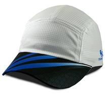 Headsweats Grid Race Performance Running/Outdoor Sports Hat