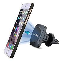 Mpow Grip Magic 360 Degree Universal Air Vent Car Mount Holder for iPhone 6S/6 Plus/5S/5C, Galaxy Note 4/3, Galaxy S6/ S6 Edge/5/4