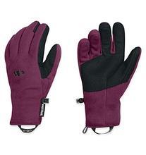 Outdoor Research Women's Gripper Gloves, Orchid, Medium