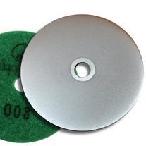 "KENT 4"" Grit 800 Diamond Coated Flat Lap Disc Wheel with"