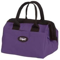 Tough-1 Groomer Accessory Bag Purple
