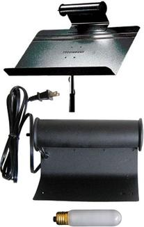 Grover BLS2 Bandstand Universal Music Stand Clip-on Light