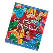 Grow Colossal Crystals