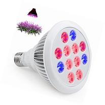 FeelGlad 24W LED Grow lights Bulb E27 Growing Lamps for
