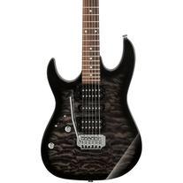 Ibanez GRX70QA Electric Guitar Transparent Black Sunburst