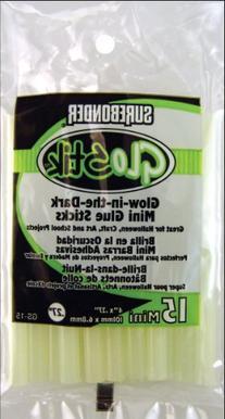 Surebonder GS-15 Glo StikGlow-in-the-Dark All Temp Mini Glue