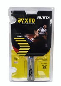 Kettler GTX75 Table Tennis Racket/Paddle