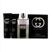 Gucci Guilty 3 Piece Gift Set for Men