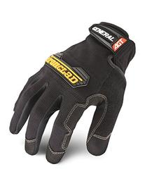 Ironclad GUG-01-XS General Utility Gloves, Extra Small