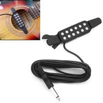 HDE Guitar Pickup Acoustic / Electric Transducer