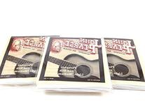 John Pearse Guitar Strings 3 pack Acoustic Silk Wound Phos