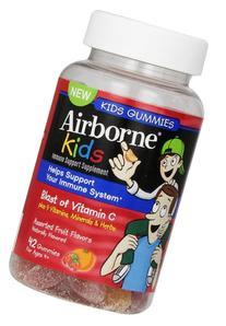 Airborne Kids Gummies Vitamin 667mg Immune Support