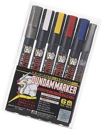 GSI Creos Gundam Marker Basic Set