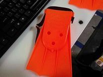 Water Gear Guppy Trainers Orange