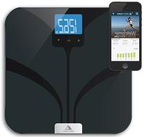 Weight Gurus Bluetooth Smart Connected Body Fat Scale w/