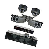 GW Security 5MP  8Ch 4K NVR Security Camera System - HD