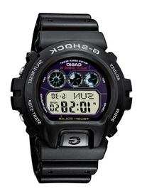 Casio Men's G-Shock GW6900-1 Tough Solar Black Resin Sport