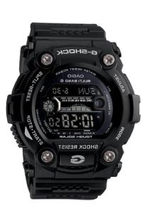 9e445e488931 Casio Men s GW7900B-1 G-Shock Black Solar Sport Watch