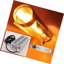 LEDwholesalers GYO2009 3-Piece 400 Watt Hydroponic 6-Inch
